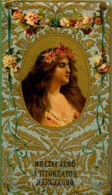 A titokzatos hercegnő (1905)