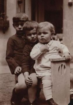 A Víz testvérek: Zoltán, Péter és László