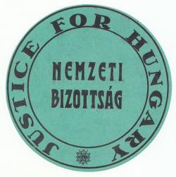 Igazságot Magyarországnak! Az Endresz György és Magyar Sándor által vezetett Justice for Hungary nevű repülőgép szórólapja 1931-ből