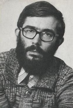 Baka István (fotó: Csigó László, 1976)