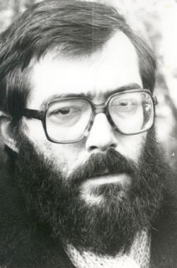 Baka István (1990 körül) (fotó: Horváth Dezső)