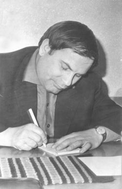Balogh József az 1970-es években