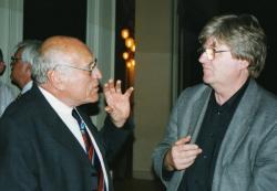 Bánffy Györggyel a Magyarok Házában (2003)
