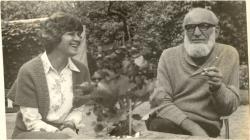 Bodor Béla szülei (1970-es évek vége)