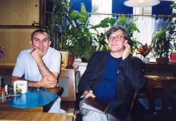 Darvasi László és Závada Pál