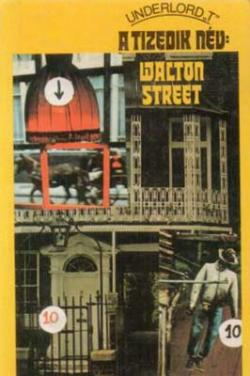 """[Underlord """"T"""":] A tizedik név: Walton Street (1990)"""