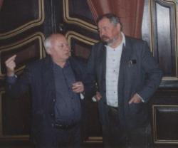 Ágh István, Lázár Ervin (2000, DIA)