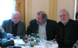 Ágh István, Lázár Ervin, Szakonyi Károly (2004, DIA)