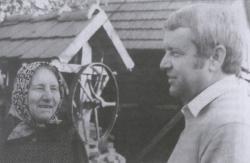 Édesanyjával (1985)
