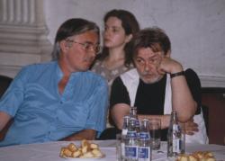 Dérczi Péter, Parti Nagy Lajos (1999, DIA)