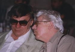 Lászlóffy Aladár és Sütő András (1999, DIA)