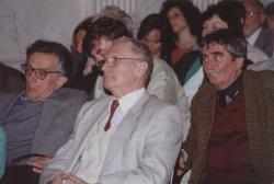 Lator László, Orbán Ottó és Juhász Ferenc (2000, DIA)