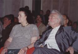 Határné Prága Piroska és Határ Győző (2000, DIA)