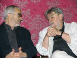 Bodor Ádám és Parti Nagy Lajos (2007, DIA)