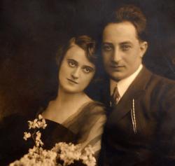 Rába György szülei