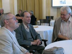 Csűrös Miklós, Rába György és Bertók László (2007, DIA)