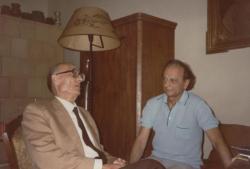 Cs. Szabó Lászlóval (1983)