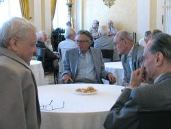 Bertók László, Lator László, Farkas László, Rába György (2007, DIA)