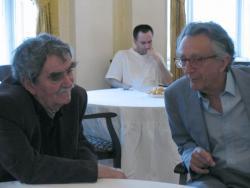 Juhász Ferenc, Bengi László és Lator László (2007, DIA)