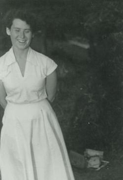 Pór Judit, 1955 körül