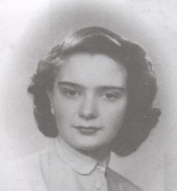 Érettségizőként, 1951