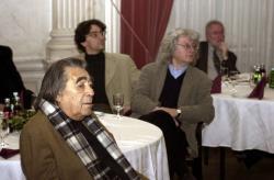 Somlyó György, Esterházy Péter (2003, DIA)
