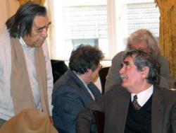 Somlyó György és Juhász Ferenc (2004, DIA)