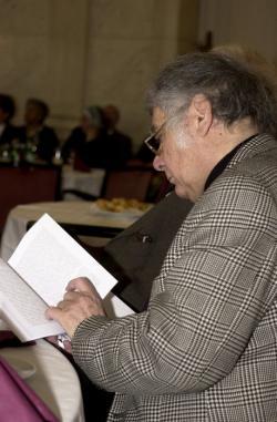 Csoóri Sándor (2003, DIA)