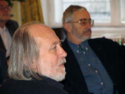 Krasznahorkai László és Bodor Ádám (2006, DIA)