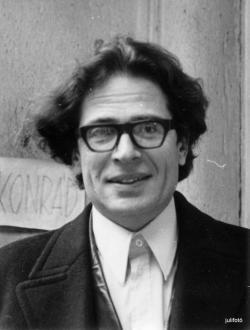 Konrád György (1970; Fotó: Veres Júlia)