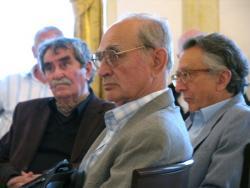 Juhász Ferenc, Farkas László és Lator László (2007, DIA)