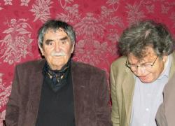 Juhász Ferenc és Konrád György (2007, DIA)