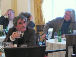 Juhász Ferenc, Esterházy Péter (2004, DIA)