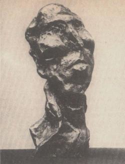Forgács-Hánn Erzsébet szobra (1947)