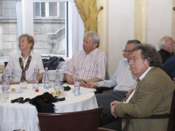 Takács Zsuzsa, Bertók László, Lator László, Konrád György (2008, DIA)