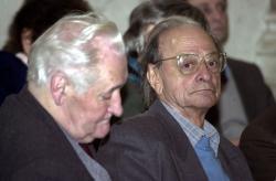 Kányádi Sándor, Lengyel Balázs (2003, DIA)