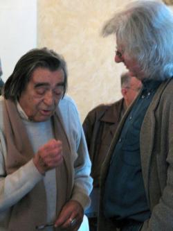 Somlyó György és Esterházy Péter (2004, DIA)