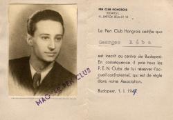 A Magyar PEN Club tagja