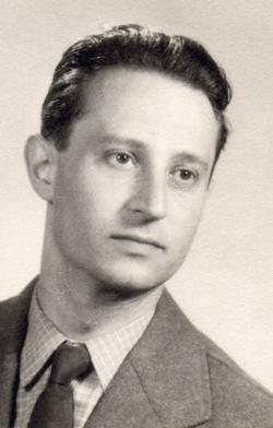 A huszonéves Rába György