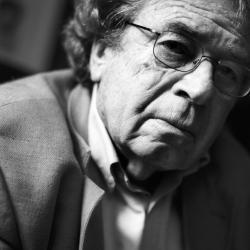 Konrád György (2008; fotó: Féner Tamás)