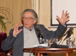 Lator László 80. születésnapján a PIM-ben, 2007. november 21.