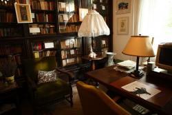 Szentkuthy Miklós dolgozószobája