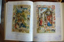 Szentkuthy Miklós széljegyzete a könyvtárában található könyvben Saturnus fia című Dürer-regényének sikertelenségéről