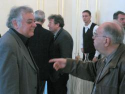 Csoóri Sándor és Kabdebó Lóránt (2004, DIA)