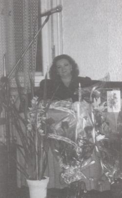 60. születésnapja az Írószövetségben, 1992