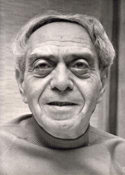 Portré, 1973. ápr. 12. (fotó: Székely Tamás)