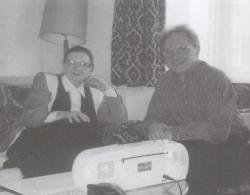 Pátkai Róbert evangélikus püspökkel