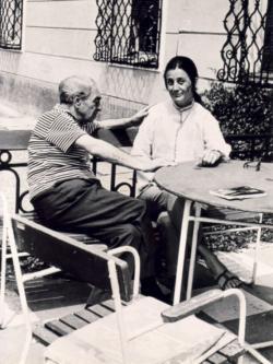 Zelk Zoltán és Sinka Erzsébet