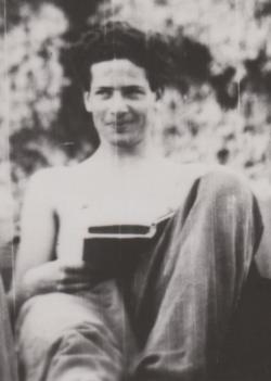 Konrád György gimnazista korában