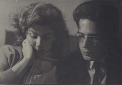 Első feleségével, Varsa Verával